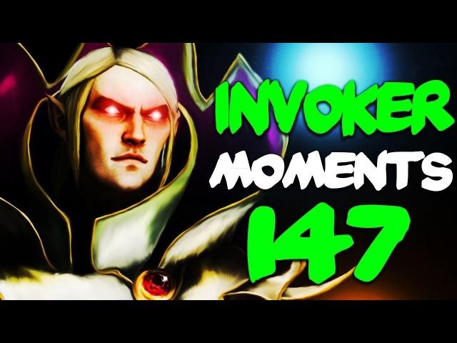 Dota 2 Invoker Moments Ep. 147