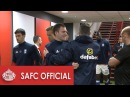Behind The Scenes: SAFC v Birmingham