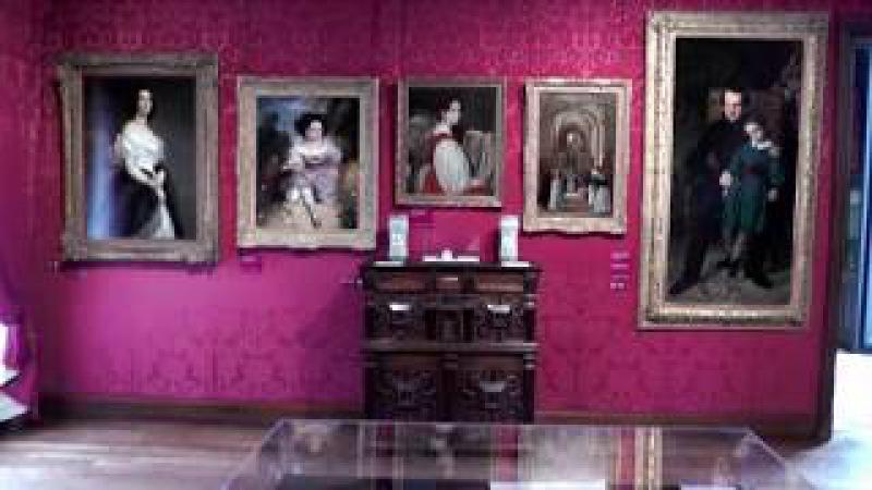 Музей- квартира Виктора Гюго. Париж. Maison de Victor Hugo. Paris