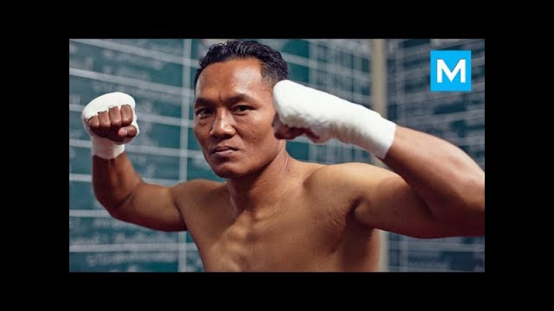 KING OF MUAY THAI - Saenchai | Muscle Madness