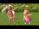 Мультик Барби Мама и Люси Челси преподала урок детям с площадки куклы для девочек
