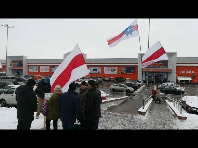Як выглядае выбарчая кампанія ў Менску | Избирательная кампания в Минске