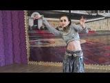 Tabla solo tribal improvisation @ Olga_Helga dancing