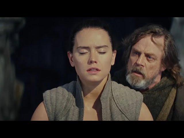 Star Wars Episode VIII The Last Jedi Deleted Scenes