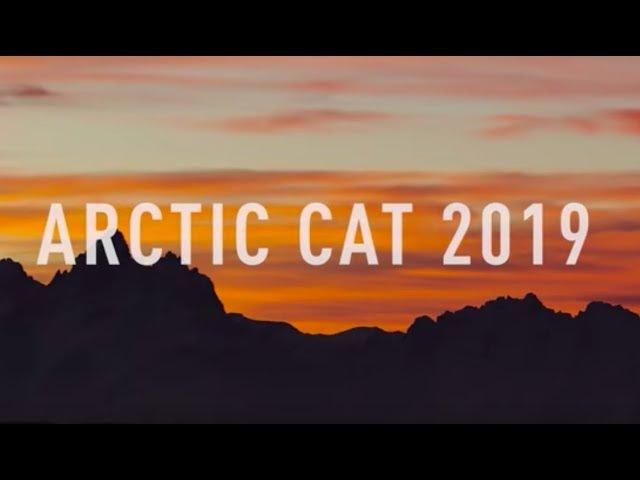 Arctic Cat 2019 Snowmobiles