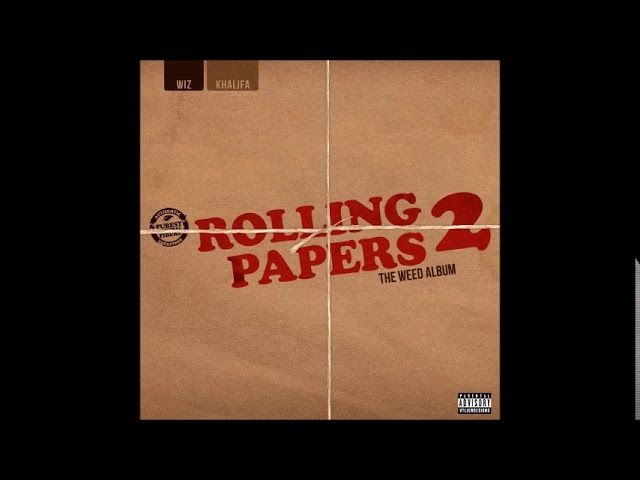 WIZ KHALIFA-ROLLING PAPERS 2 : THE WEED ALBUM [FULL MIXTAPE][NEW 2018]