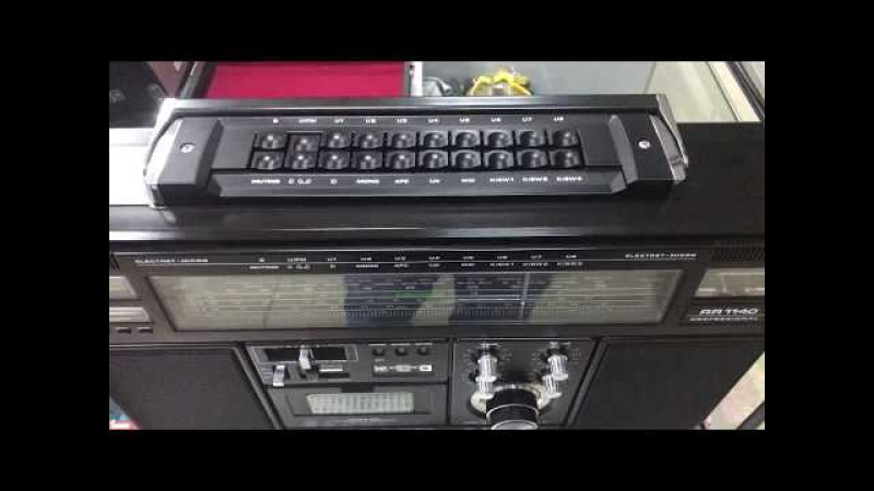 Vintagemoscow магнитола grundig 1140 professional