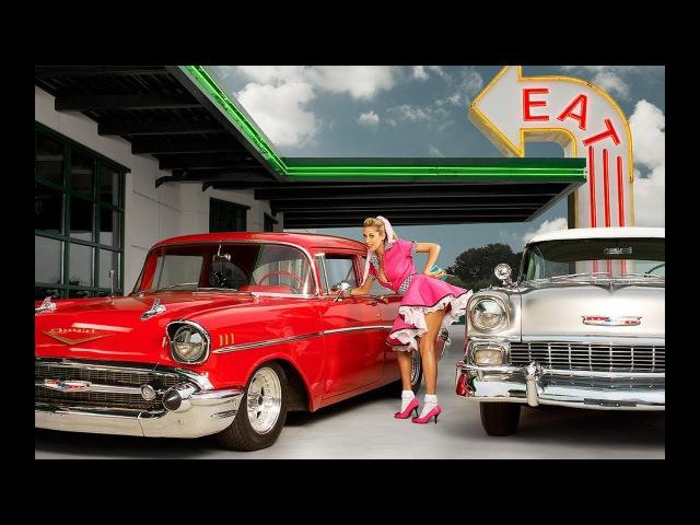 RMD-гараж - от ржавчины к славе и Chevrolet Bel Air 1955 года