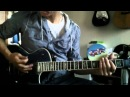 ARCHITECTS - Alpha Omega - Guitar Cover