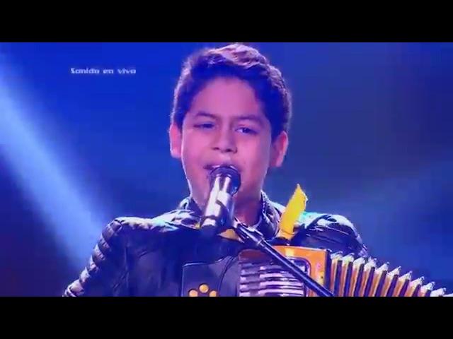 Luis Mario cantó Bonita de Diomedes Díaz – LVK Colombia – Semifinales – Cap 50 – T2