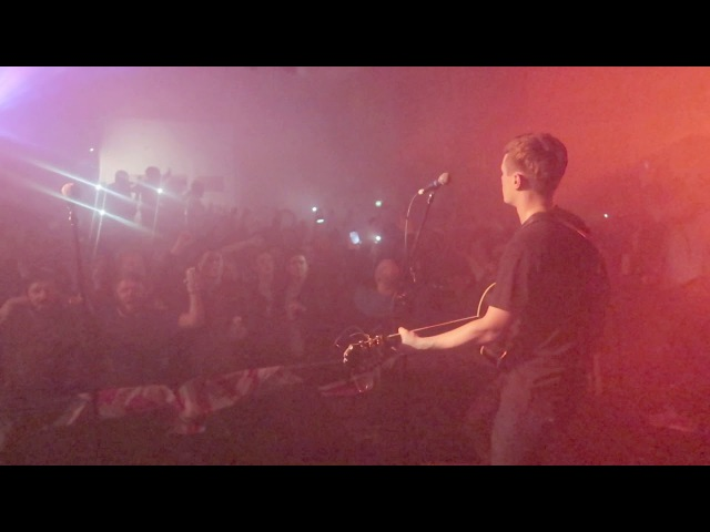 BOSS Night Jamie Webster Liverpool Fans Allez Allez Allez District Liverpool 10 03 18