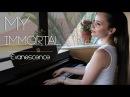 Evanescence - My Immortal | Piano cover by Yuval Salomon