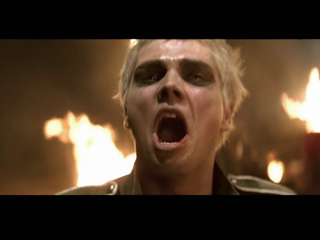 My Chemical Romance - Famous Last Words (Outtake Version)