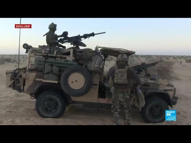 Avec les forces spéciales de l''opération