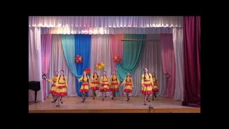 Хореографический ансамбль Сюрприз Марийский танец