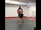 luke rockhold training l Work Fighters