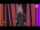 Vivienne Mort Голубка виступ на телеканалі ZIK