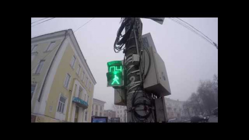 One day in Smolensk || GoPro HERO4 Silver