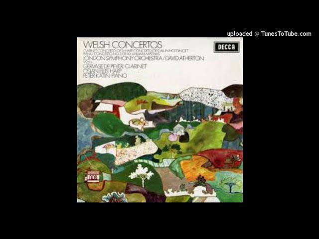 William Mathias : Concerto No. 3 for piano and orchestra Op. 40 (1968)