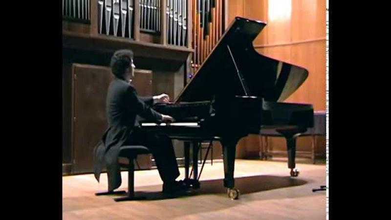 Schubert, sonata in B flat D.960 — Sergey Kuznetsov
