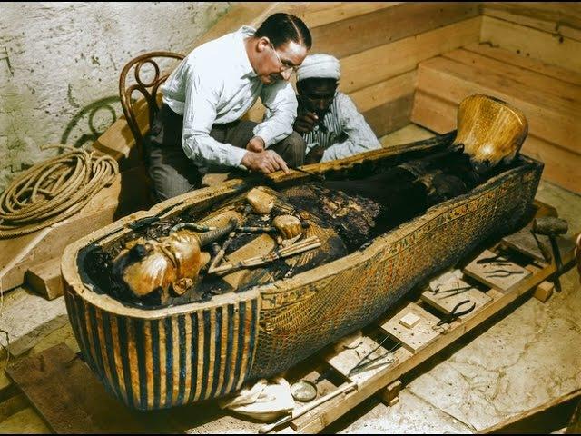 Проклятие фараонов Шокирующая тайна гробницы Тутанхамона