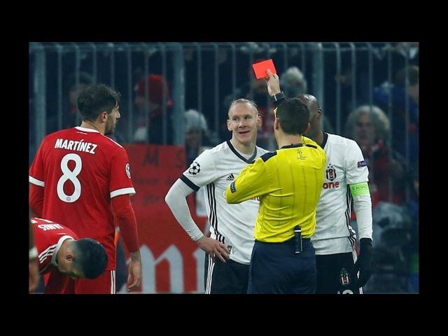 Бавария Бешикташ Обзор матча Голы и Лучшие моменты 2018