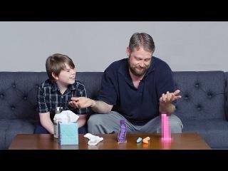 Родители Рассказывают Детям Про Мастурбацию [Madesta]
