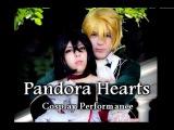 Pandora Hearts Cosplay Performance - Jack Vessalius X Lacie Baskerville
