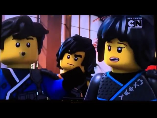 Lego Ninjago Episode 75 Mask of Deception FULL EPISODE