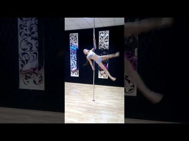 Бильман от ученицы Royal Pole Dance Ключки Ульяны