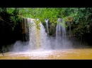 Damnak Sdach or Monorom Waterfall Mondulkiri Province Cambodia