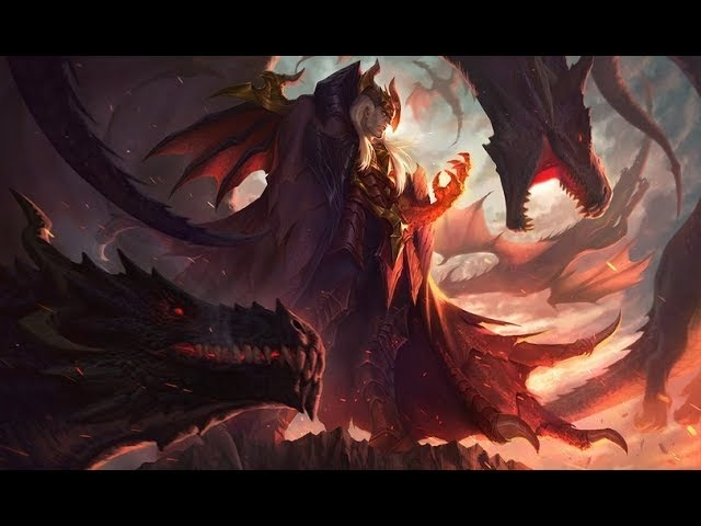 Dragon Master Swain | League of Legends
