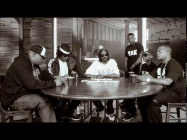Snoop Dogg , Kendrick Lamar , Xzibit , Kurupt , E-40 , DJ Quik - West Coast Cypher