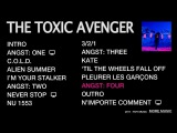 THE TOXIC AVENGER - ANGST FOUR