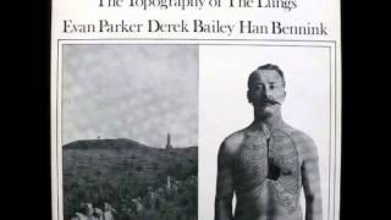 Evan Parker, Derek Bailey Han Bennink - Dogmeat