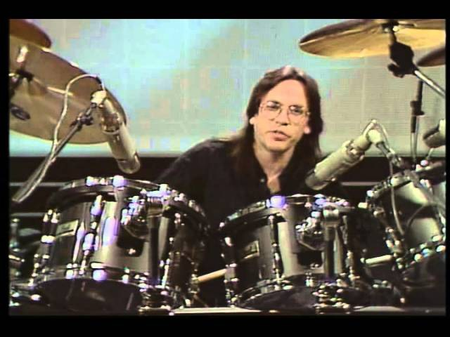 Jeff Porcaro Jam Session: Groove Instructional - Incorporate Complex Patterns into Everyday Drumming
