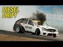 5 Diesel Drift Cars - Rolling Coal Drift Machines