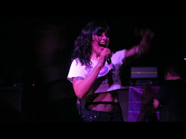 Sleigh Bells 3 song Encore Live Rough Trade Records Brooklyn