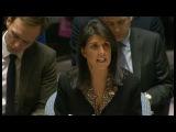 BREAKING U.S. VETOES U.N. Resolution to DROP Trump Declaration of Jerusalem as Israels capital