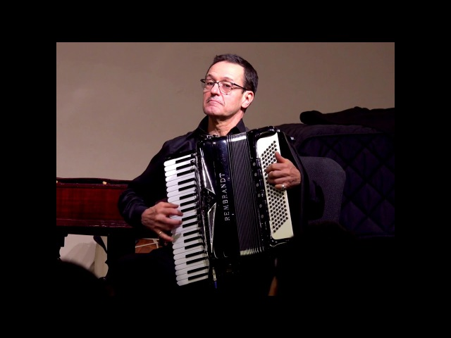 Roumanian GypsyCiocarlia `Flight of the Lark ▪ Nick Ariondo, accordion-composer