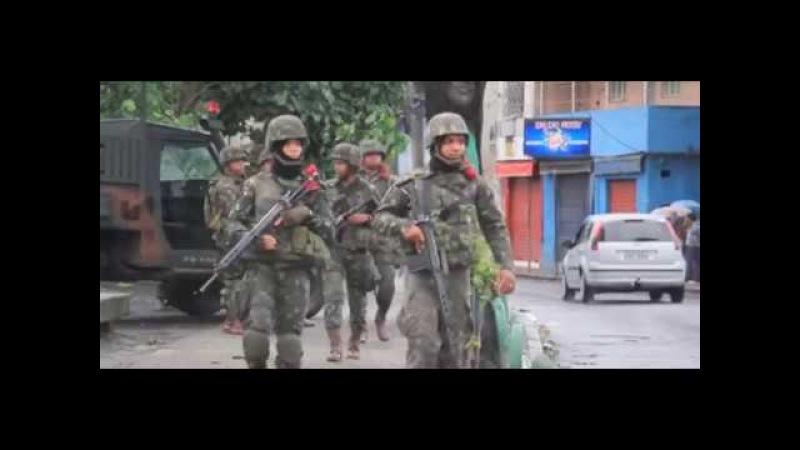 Exército Humilhado no Rio de Janeiro é agora ou nunca, Jair Bolsonaro 2018