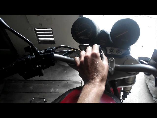 Аварийка на Мотоцикл/Скутер своими руками (без специальной кнопки)