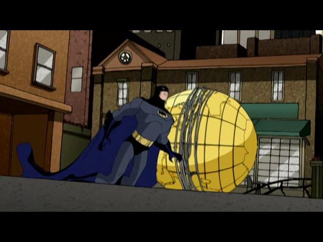 Бэтмен (2004) 33 серия (3 сезон)