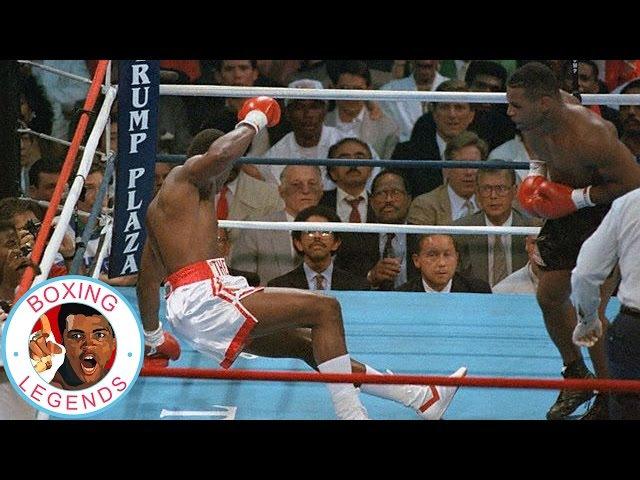 Mike Tyson vs Carl Williams (Highlights) [1989-07-21]