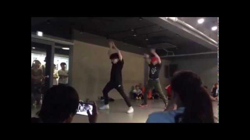 Rikimaru Jun Liu (jacob) / Yoncé (Electric Bodega Trap Remix) - Beyoncé/ 1 million dance studio