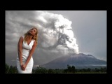 Извержение вулкана Агунг. Бали. Bali volcano eruption Agung.