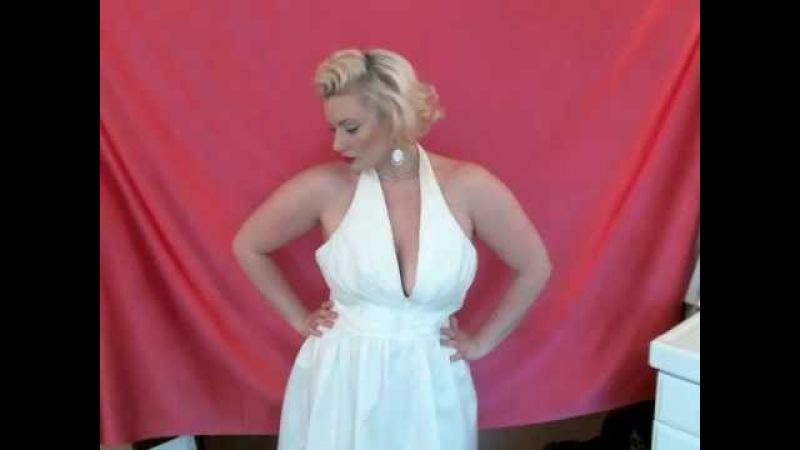 Marilyn Monroe - Gangnam Style Parody