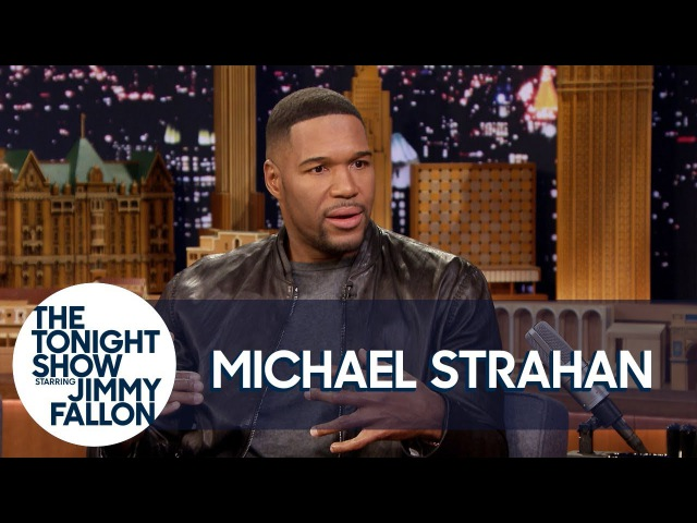 Michael Strahan Wants Being Tom Brady to Be Illegal