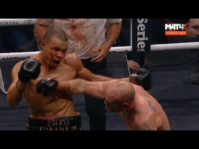 George Groves vs. Chris Eubank Jr FULL FIGHT