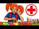ПОИГРАЙКА Доктор Царевна Развивающее видео для детей Песенка из мультика Шапку долой
